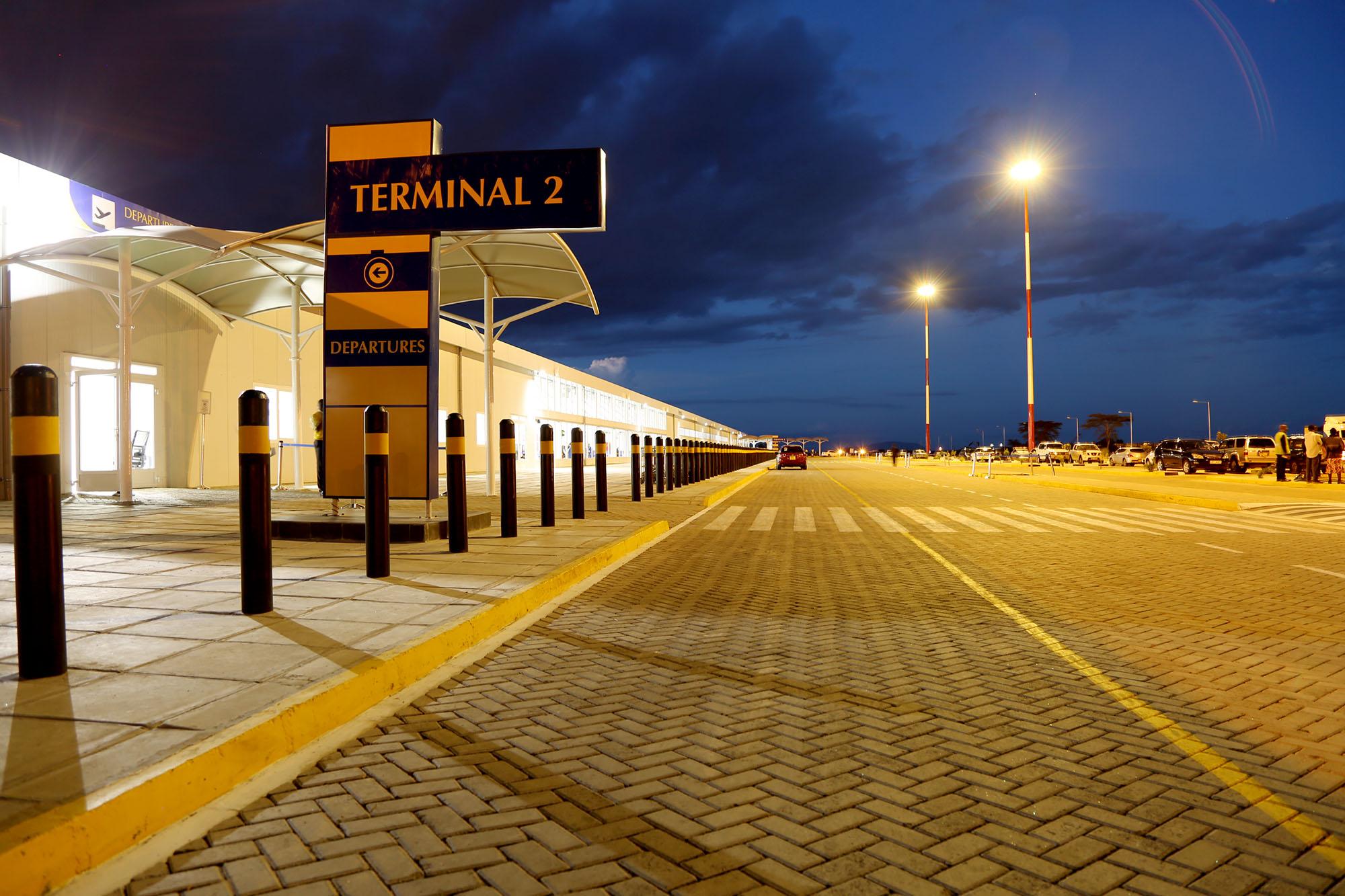 Kenya Airports Authority : Cargo at JKIA
