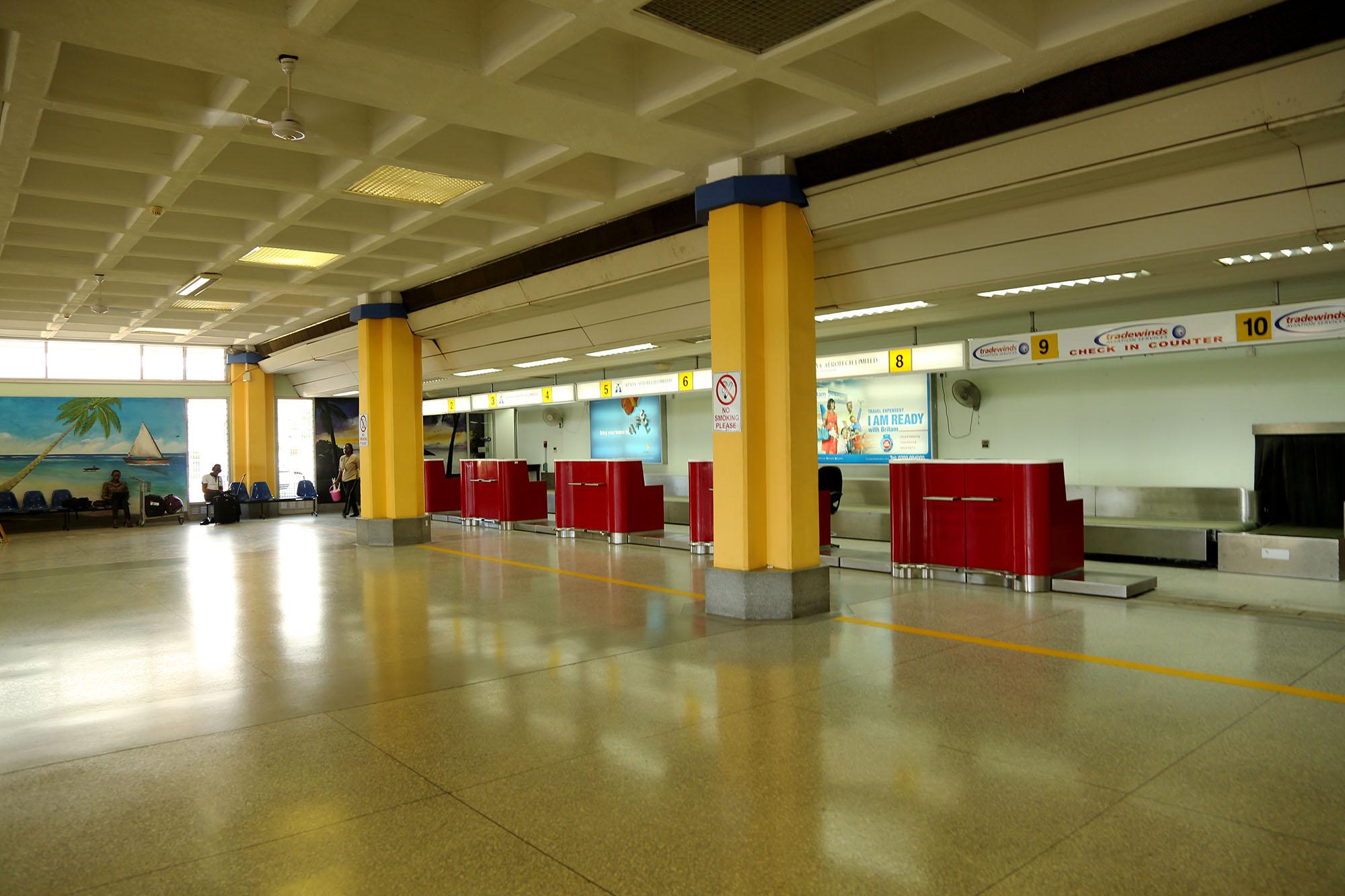 Kenya Airports Authority Immigration Visas