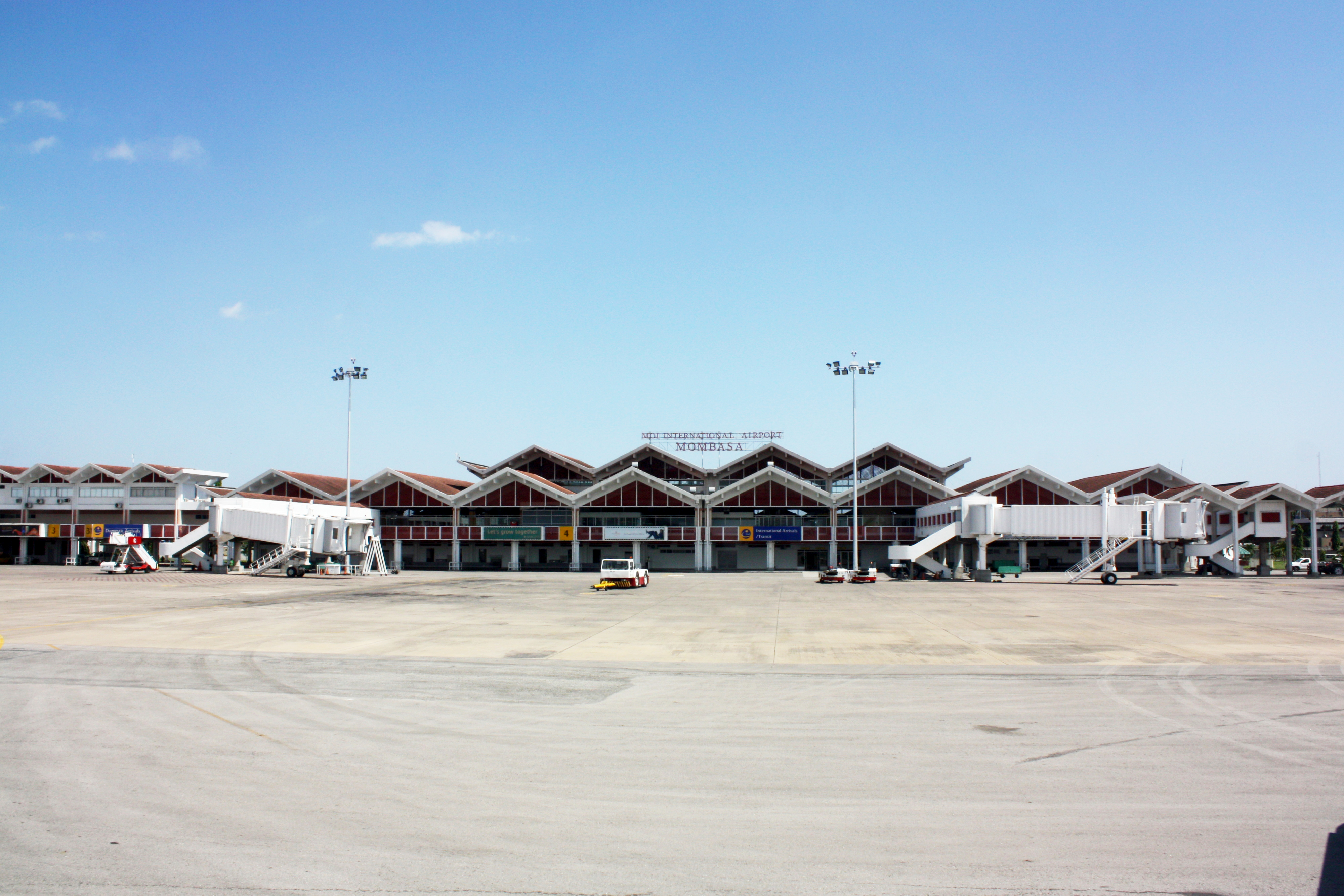 Moi International Airport