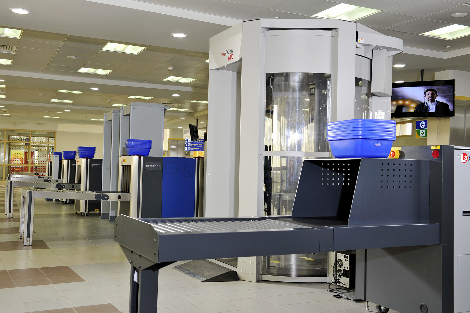 Kenya Airports Authority : Security Regulations